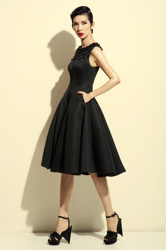 Người mẫu Xuân Lan cũng sẽ tham gia chương trình