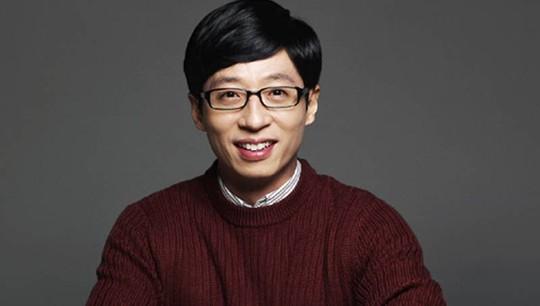 Diễn viên hài kiêm MC Yoo Jae Suk