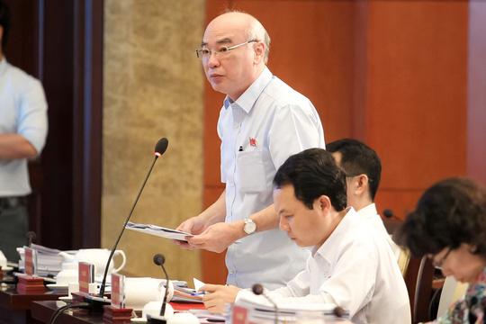 Tư lệnh ngành nông nghiệp nói dài, đại biểu quyết truy vấn - Ảnh 3.