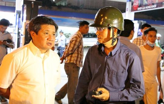Phó Chủ tịch UBND quận 1 Đoàn Ngọc Hải xin rút đơn từ chức - Ảnh 1.