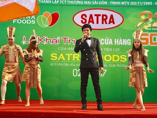 SATRA đưa vào hoạt động cửa hàng Satrafoods thứ 150 - Ảnh 2.