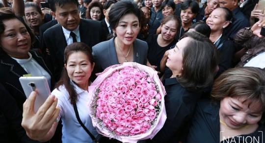Phiên tòa xử bà Yingluck sắp đến hồi kết - Ảnh 2.
