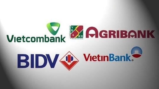Cạn tài nguyên, tăng nợ xấu ở những ngân hàng triệu tỉ - Ảnh 1.