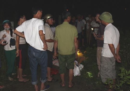 Nghi án nam thanh niên bị sát hại, vứt xác xuống sông phi tang - Ảnh 2.