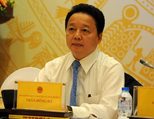 Bộ trưởng TN-MT: Đưa tin thất thiệt vụ ông Nguyễn Xuân Quang sẽ bị xử lý - Ảnh 1.