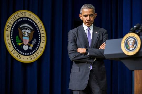 Chính quyền Tổng thống Barack Obama lo ngại thông tin tình báo về cáo buộc Nga can thiệp bầu cử Mỹ có thể bị che đậy khi ông Trump lên nắm quyền. Ảnh: New York Times