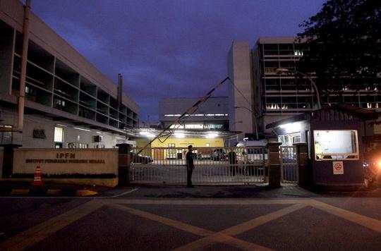 Cảnh sát Malaysia vẫn chưa nhận được sự giúp đỡ từ Triều Tiên. Ảnh: Bernama
