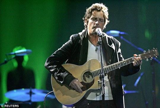 Nghệ sĩ Chris Cornell đột tử ở tuổi 52 - Ảnh 1.