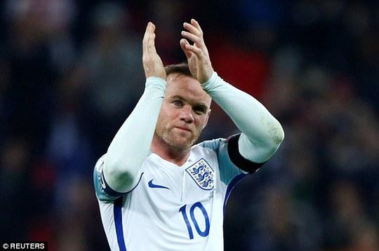 Rooney bị bắt vì lái xe trong tình trạng say rượu - Ảnh 2.