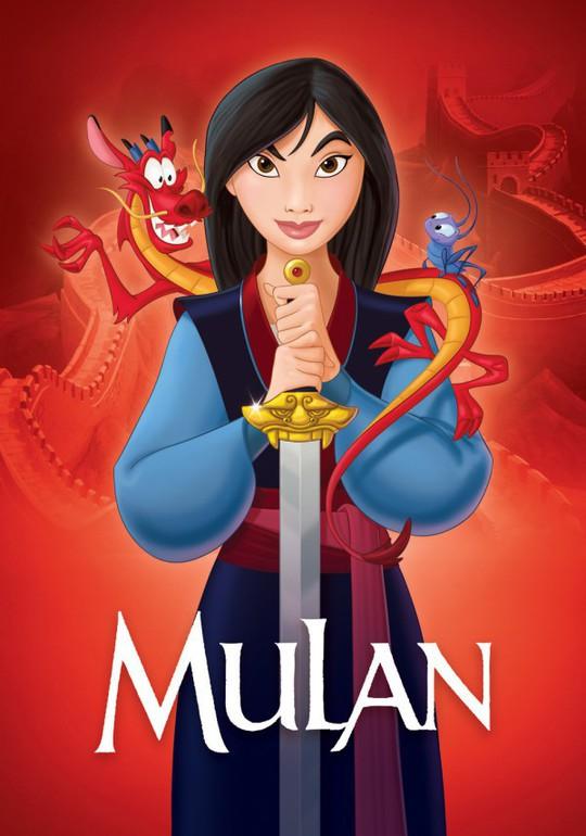 Lưu Diệc Phi gây tranh cãi khi làm Hoa Mộc Lan Disney - Ảnh 3.