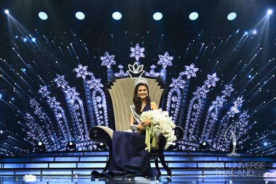 Cận cảnh nhan sắc Tân Hoa hậu Hoàn vũ Thái Lan - Ảnh 2.