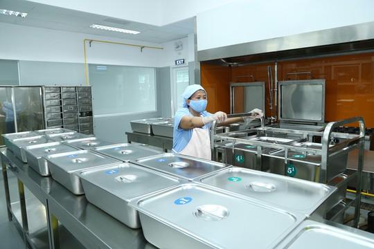 Nhật Bản hỗ trợ xây dựng bếp ăn bán trú đạt chuẩn với dự án Bữa ăn học đường - Ảnh 2.