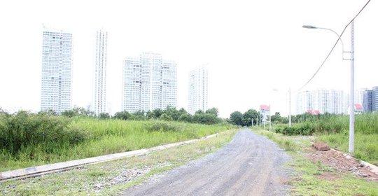 Bất động sản khu Nam Sài Gòn chưa thể bứt phá - Ảnh 1.