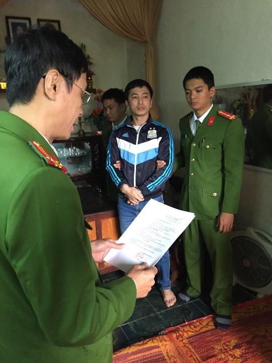 Nguyễn Hoàng Minh, một trong số đối tượng bị khởi tố lần này