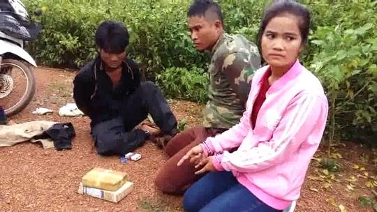 Triệt phá đường dây ma túy cực lớn từ Lào tuồn vào Việt Nam - Ảnh 1.