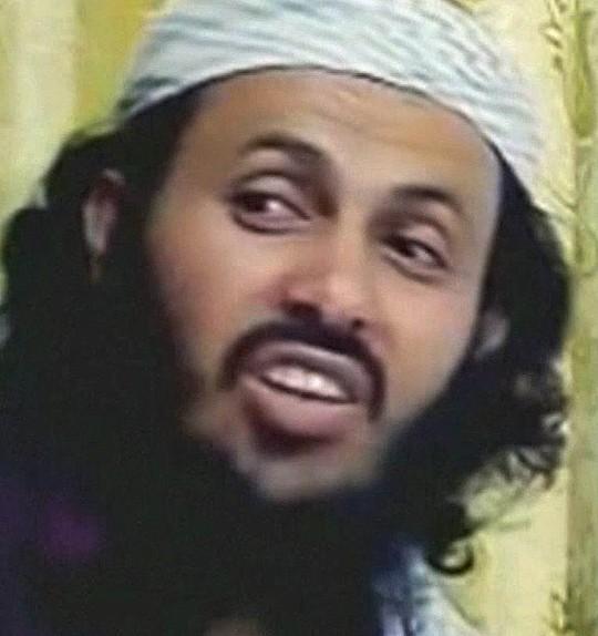 Qassim al-Rimi , người đứng đầu chi nhánh Al-Qaeda bán đảo Ả Rập (AQAP). Ảnh: REUTERS