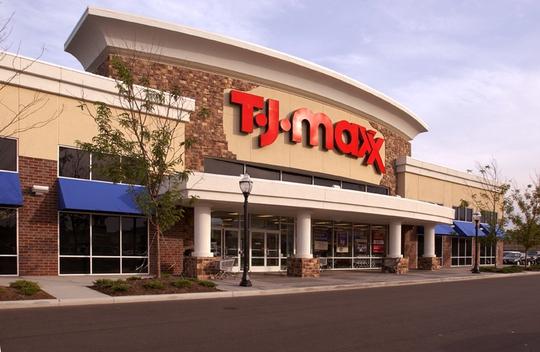 Một cửa hàng của TJ Maxx. Ảnh: METRO COMMERCIAL
