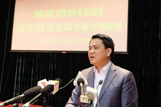 Ông Nguyến Đức Chung cho rằng có hơn 150 quán bia tại Hà Nội có công an chống lưng