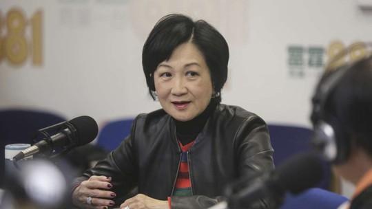 Bà Lau Suk-yee. Ảnh: SCMP