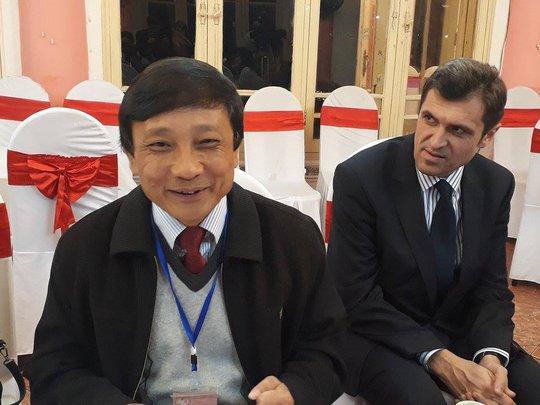 Ông Nguyễn Đức Liên, Trưởng Ban tổ chức, đã gửi lời xin lỗi tới khách tham quan