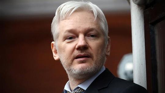Người sáng lập WikiLeaks Julian Assange. Ảnh: NBC NEWS