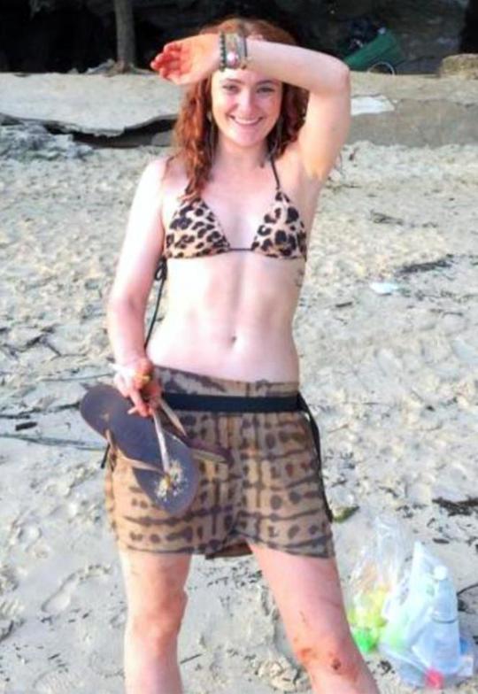 Nạn nhân Danielle McLaughlin