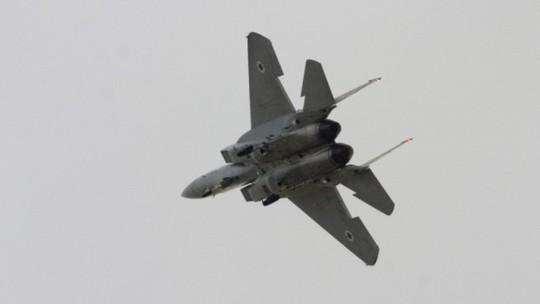 Chiến đấu cơ F-15I của Israel. Ảnh: FLASH 90