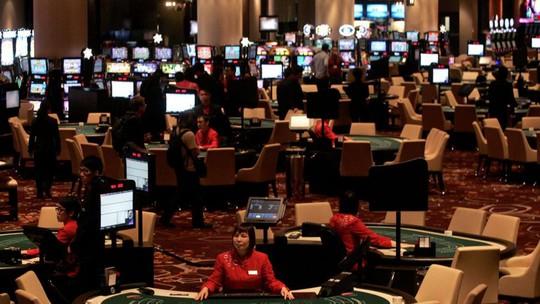 Một sòng bạc ở Macau. Ảnh: REUTERS