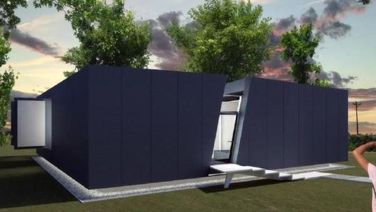 Hệ thống phòng thủ ở bang Colorado bao gồm tường lửa, không gian phòng thủ và lỗ thông hơi chống cháy. Các bức tường bên ngoài được làm bằng bê tông cách nhiệt có thể chịu được nhiệt độ lên đến 1.177 độ C.