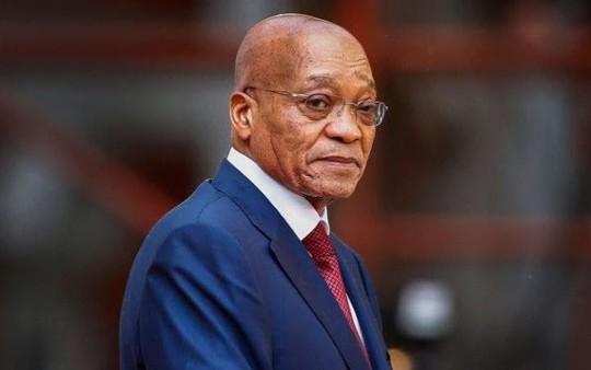 Tổng thống Nam Phi Jacob Zuma. Ảnh: EPA
