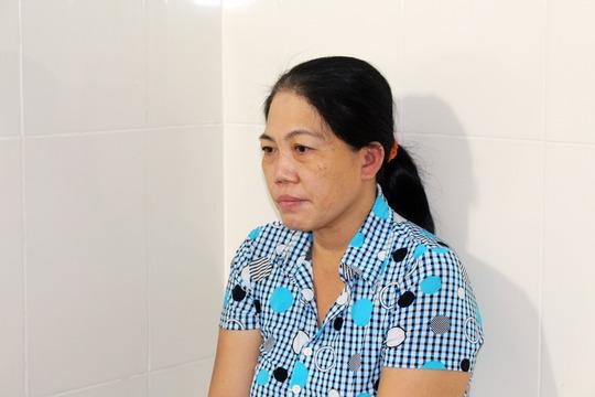 Đối tượng Phan Thị Kim Loan.