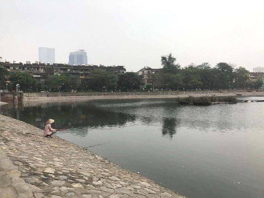 Doanh nghiệp đề xuất lấp hồ Thành Công làm tái định cư - Ảnh: L.Q.