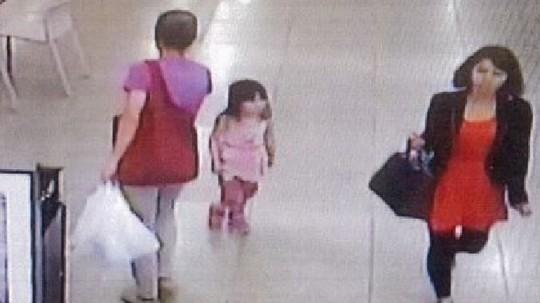 Ba mẹ con gốc Việt mất tích tại Úc từ ngày 14-2. Ảnh: NEWS.COM.AU