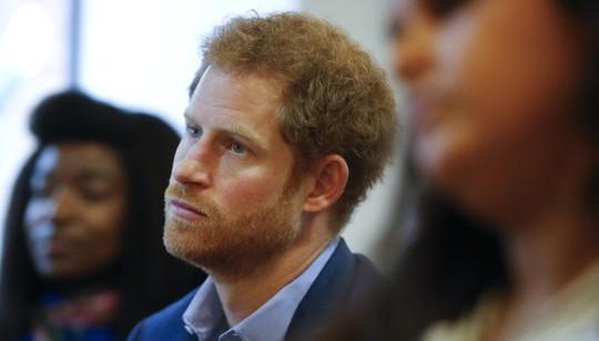 Hoàng tử Harry. Ảnh: AP