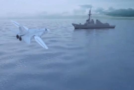 Truyền thông Nga khoe bom điện tử có thể quét sạch hải quân Mỹ