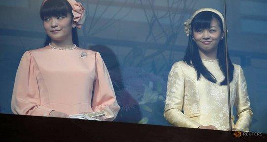 Công chúa lấy chồng, dân Nhật lại lo cho hoàng gia - Ảnh 1.
