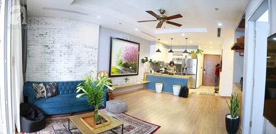 Chi 300 triệu để biến căn hộ thành nơi nghỉ dưỡng ngay tại Hà Nội - Ảnh 1.