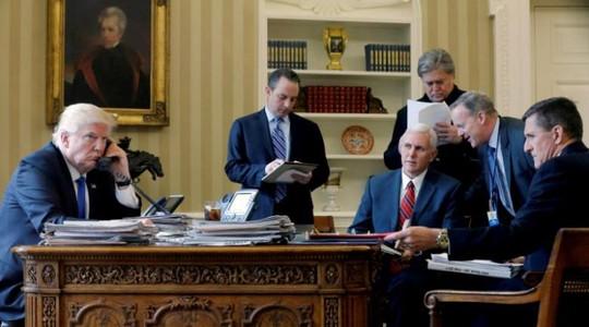 """Nhóm tranh cử của ông Trump """"bí mật liên lạc với Nga 18 lần"""" - Ảnh 1."""