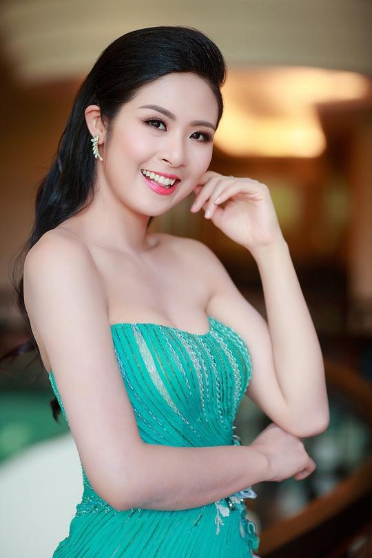 Căn hộ mang đậm hồn quê của Hoa hậu Ngọc Hân - Ảnh 1.