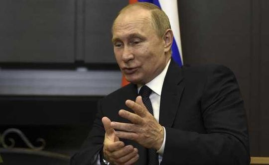 """Ông Putin: """"Tôi ngồi cạnh cố vấn Mỹ nhưng không nói chuyện"""" - Ảnh 1."""