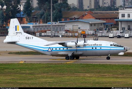 Myanmar: Máy bay quân sự chở hơn 100 người mất tích - Ảnh 2.