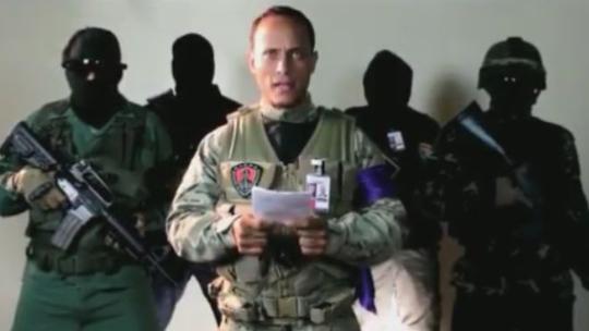 """Venezuela: Trực thăng """"tấn công"""" Tòa án Tối cao - Ảnh 1."""