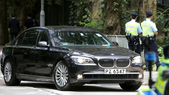 Tiết lộ về chiếc xe chở Chủ tịch Trung Quốc tại Hồng Kông - Ảnh 1.