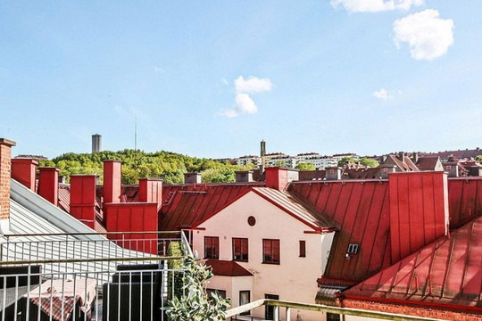 Chiêm ngưỡng căn hộ áp mái có giá 17 tỉ đồng - Ảnh 1.
