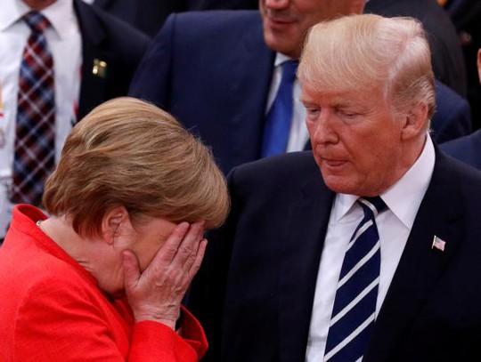 Những khoảnh khắc thú vị tại Hội nghị G20 - Ảnh 4.