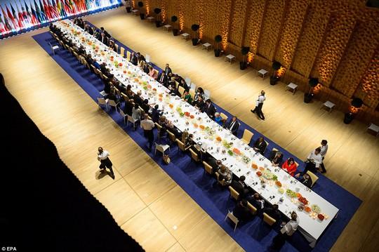 Những khoảnh khắc thú vị tại Hội nghị G20 - Ảnh 10.