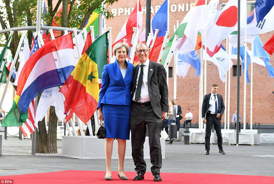 Những khoảnh khắc thú vị tại Hội nghị G20 - Ảnh 12.