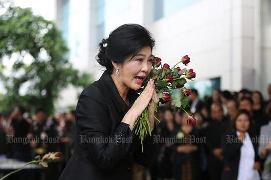 Bà Yingluck bước vào cuộc chiến cuối cùng - Ảnh 1.