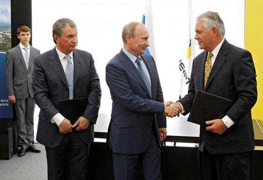 Bị phạt vì làm ăn với Nga, Exxon Mobil kiện ngược chính phủ Mỹ - Ảnh 1.