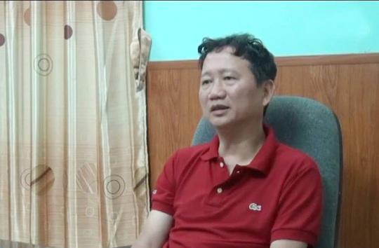 Ra lệnh tạm giam đối với Trịnh Xuân Thanh - Ảnh 1.